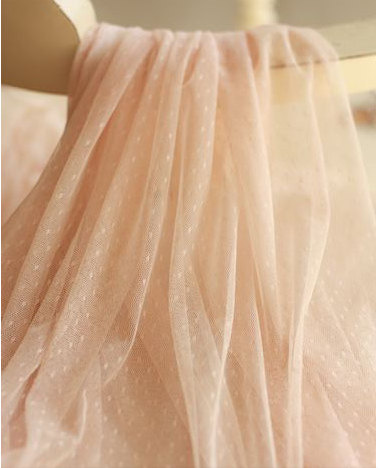 peach-rosa-di-tulle-tessuto-tessuto-di-maglia-con-i-puntini-tulle-ricamato-tessuto-di-pizzo